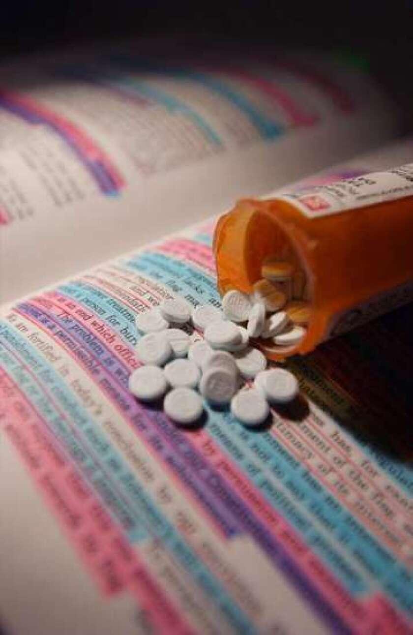 ADHD medications as study drugs