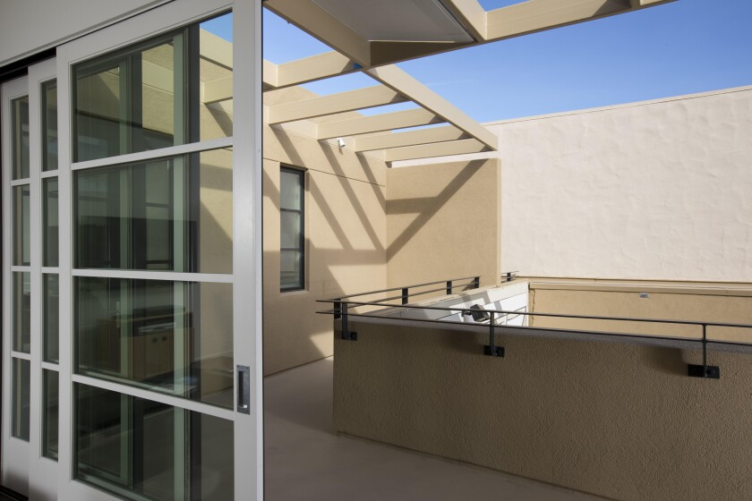 Alcorn & Benton Architects in La Jolla takes on many types of projects, from commercial and institutional to residential.