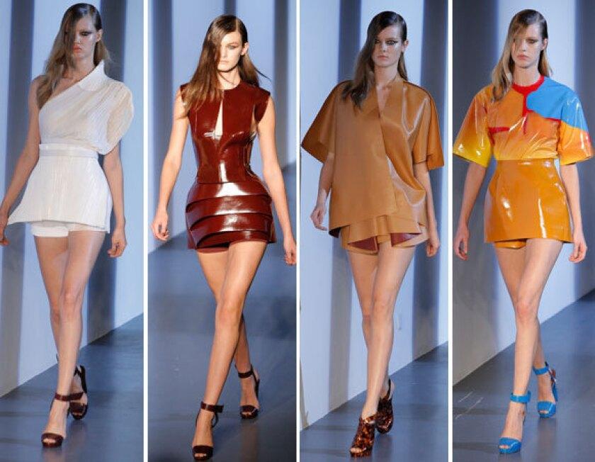 Paris Fashion Week 2013: At Mugler, a Lady Gaga first