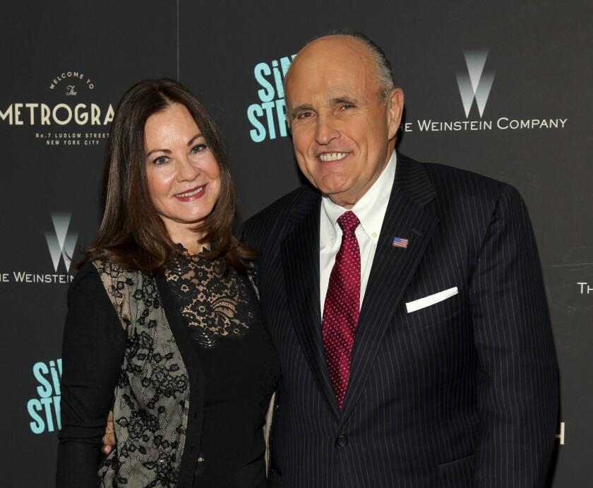 Giuliani Divorce