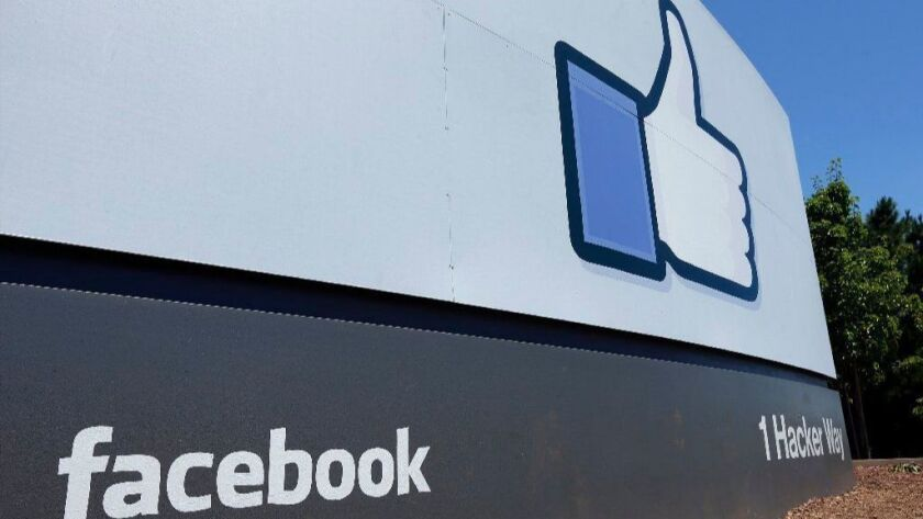Facebook targeted accounts that were disguising their identities to spread political messages in India and Pakistan.