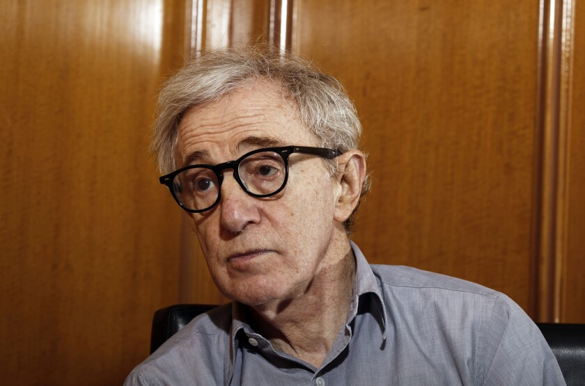 Hachette Book Group announced it will no publish Woody Allen's forthcoming memoir, originally scheduled for sale in April.