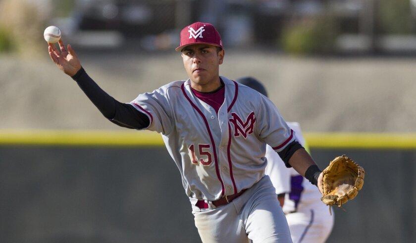 2016 All Academic Team Baseball The San Diego Union Tribune