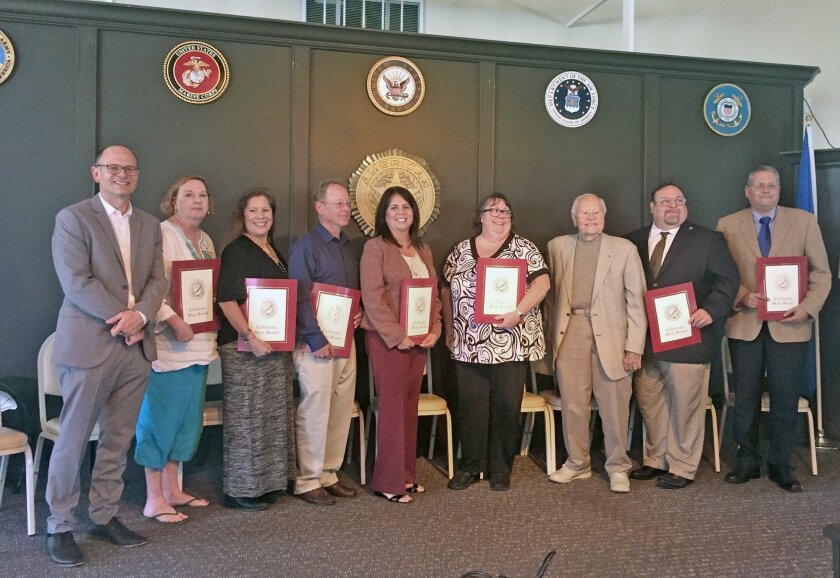 Jim de Boom Community Service Hall of Fame Luncheon
