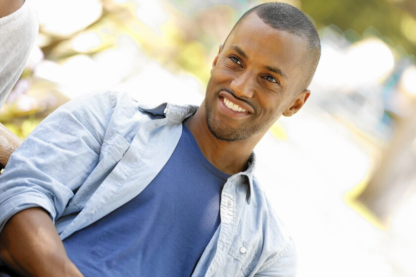 """Darryl Stephens (""""Noah's Arc,"""" """"DTLA"""") writes about his experience as a black gay actor in """"Required Reading: How to Get Your Life for Good."""""""