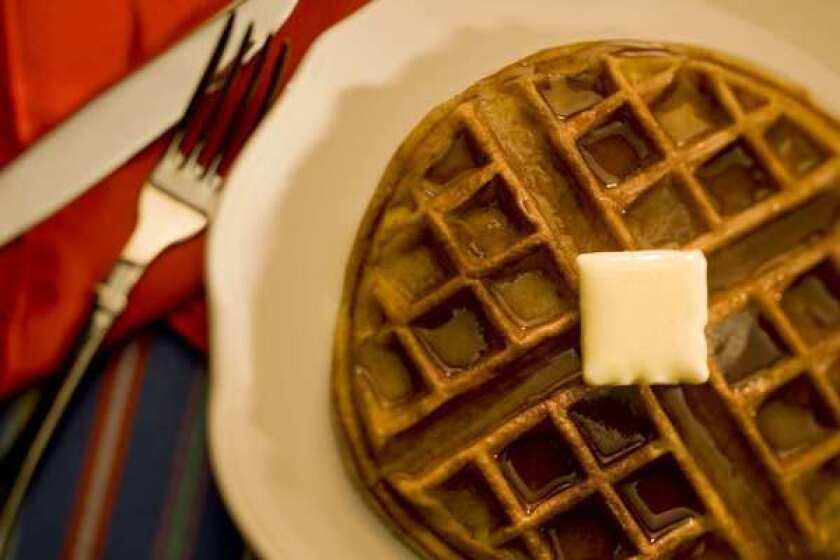 DIY waffles