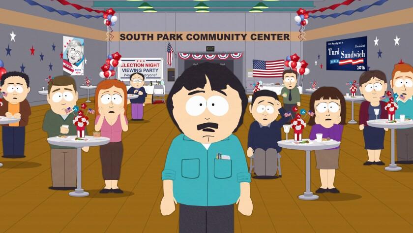 'South Park: Oh Jeez'