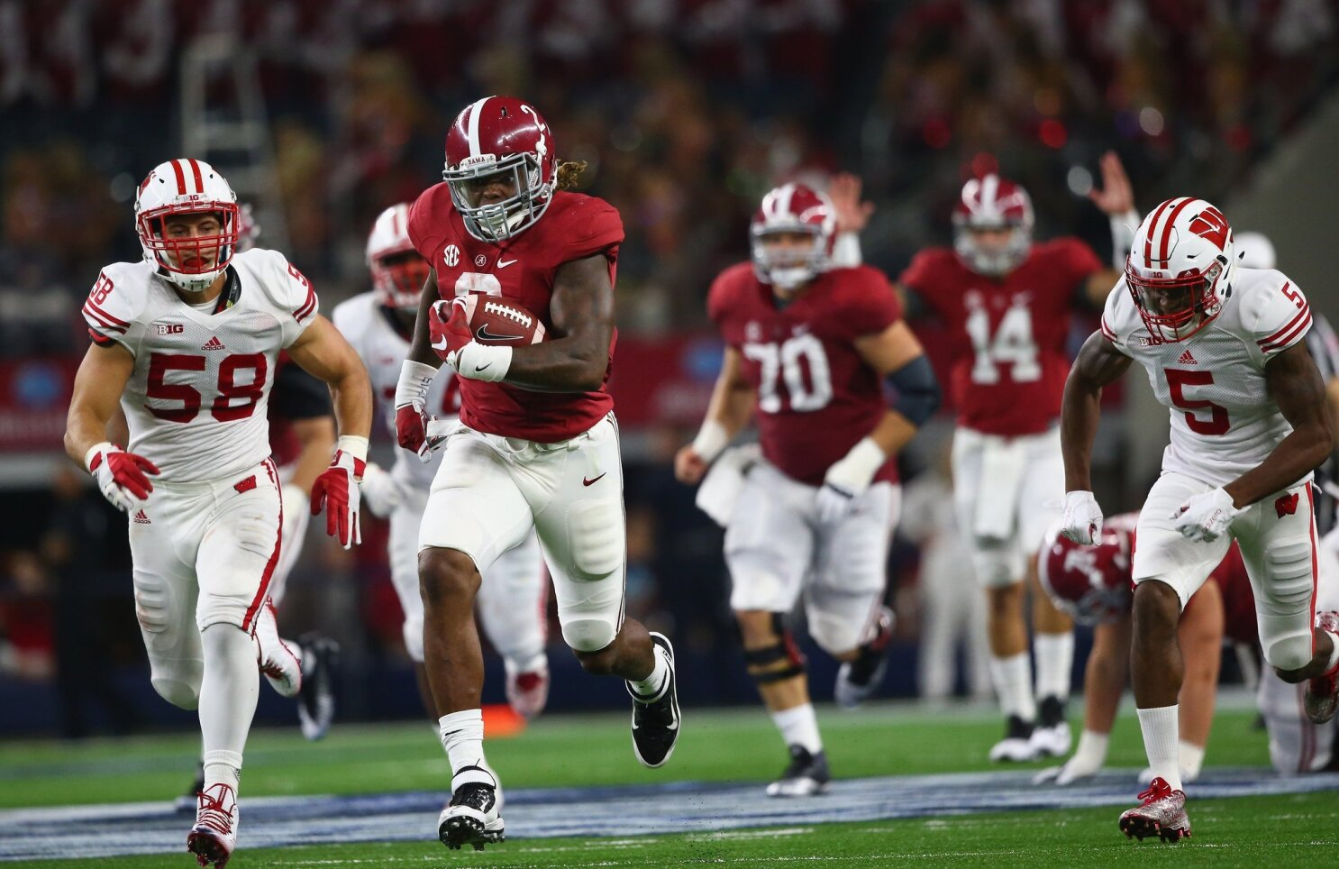 Advocare classic wisconsin alabama betting daily record football betting tips
