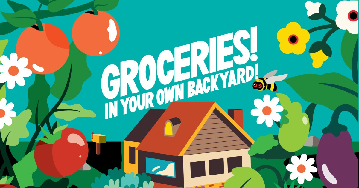 DIY: Plant a victory garden now and grow your own groceries