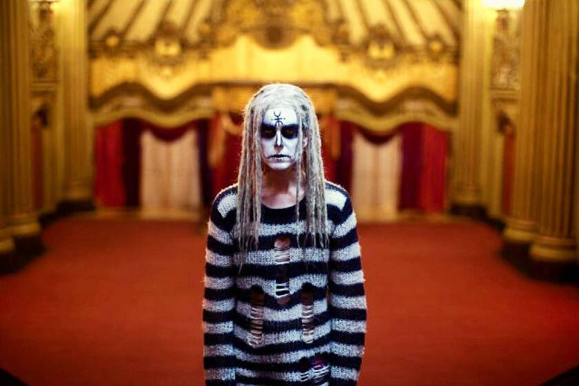 Review: Unnerving 'The Lords of Salem' taps Rob Zombie's dark side