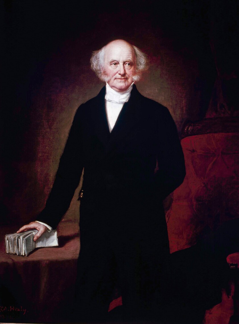 The accident of the birthplace of President Martin Van Buren saved the word OK from the dustbin of history.