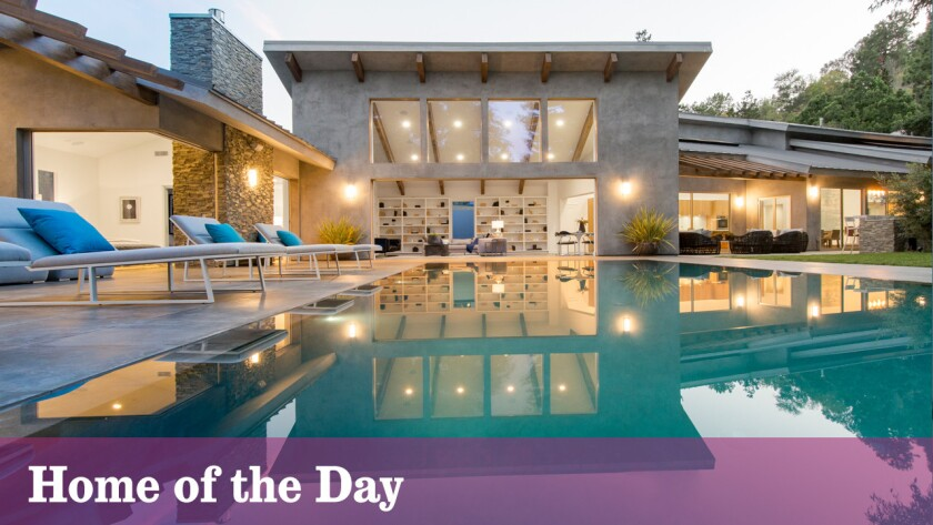 Home of the Day: Beverly Hills modern made for outdoor entertaining