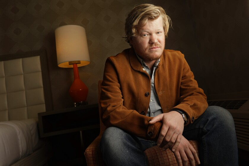 Being one of TV's best character actors suits Jesse Plemons just fine