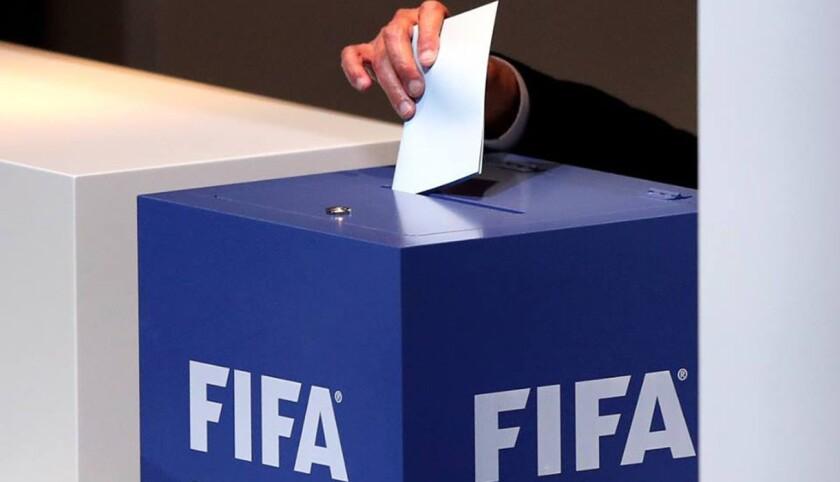 Escándalo en la FIFA...