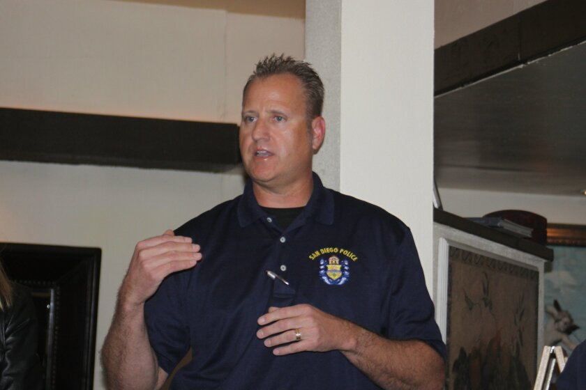 San Diego Police Department Community Relations Officer Larry Hesselgesser shares tips about residential burglaries.