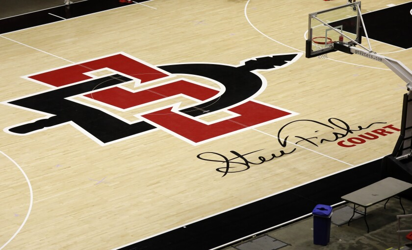 SDSU's basketball team received a third commitment from a four-star high school prospect in Koren Johnson.