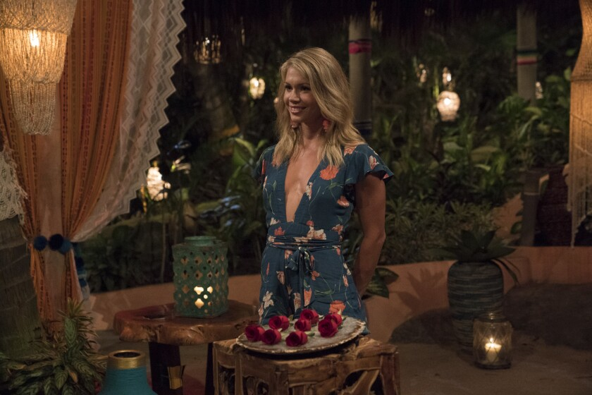 "Krystal Nielson on ABC's ""Bachelor in Paradise."""