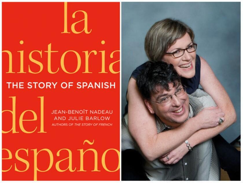 Authors Jean-Benoit Nadeau and Julie Barlow