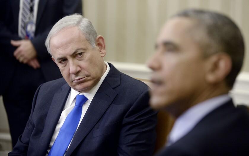 Liberal think tank should host Netanyahu speech -- that's democracy