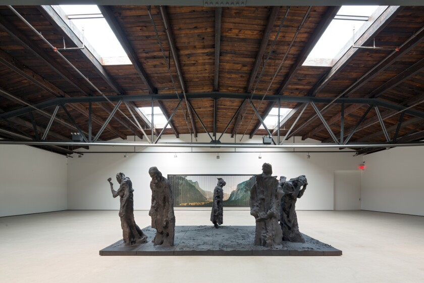 Hauser & Wirth gallery New York
