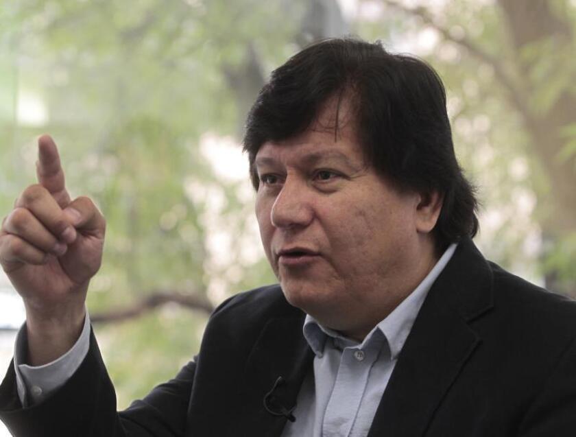 Raúl Olmos gana la segunda edición del Premio de Periodismo Javier Valdez