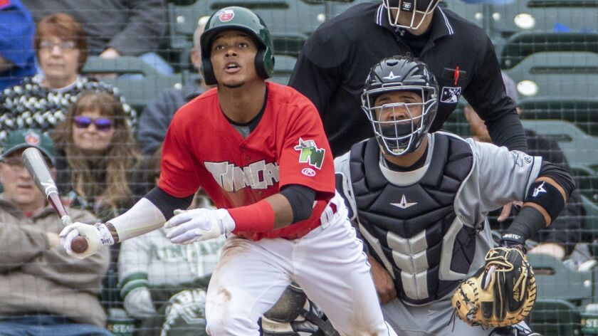 Padres minor league outfielder Jeisson Rosario started the 2018 season with the low Single-A Fort Wayne TinCaps.