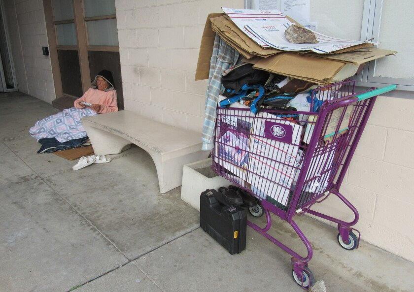 La Mesa is considering a program modeled after one in Oregon that sends trained crisis workers to help homeless individuals.
