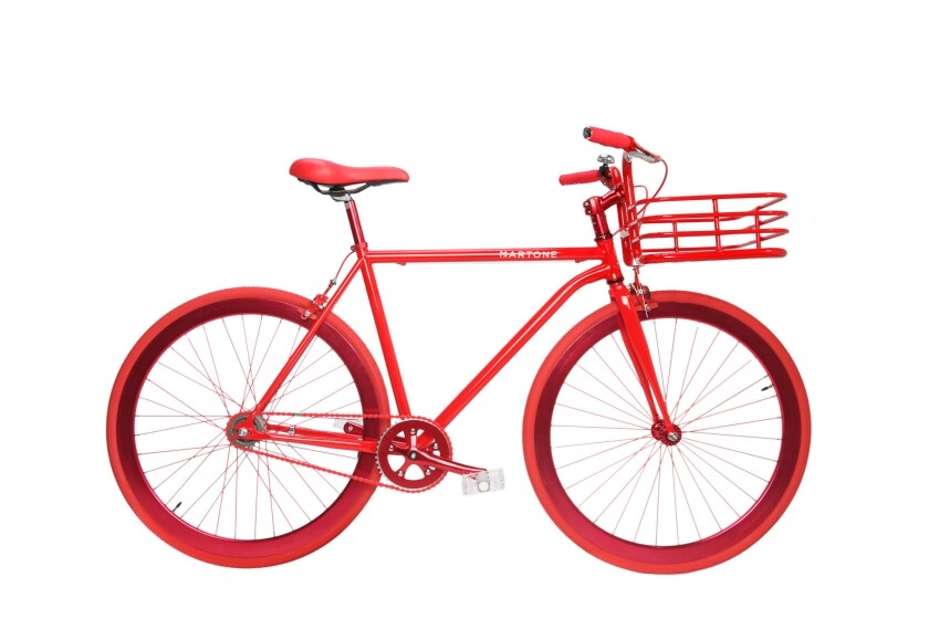 Lorenzo Martone and Eric Rutherford are launching a Martone Cycling Co. pop-up shop at 8366 1/2 W. 3rd St. in Los Angeles