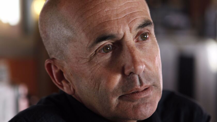 Author Don Winslow, 63, has spent almost 20 years researching and writing about drugs.