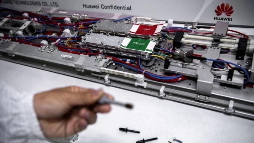 Un ingeniero de Huawei