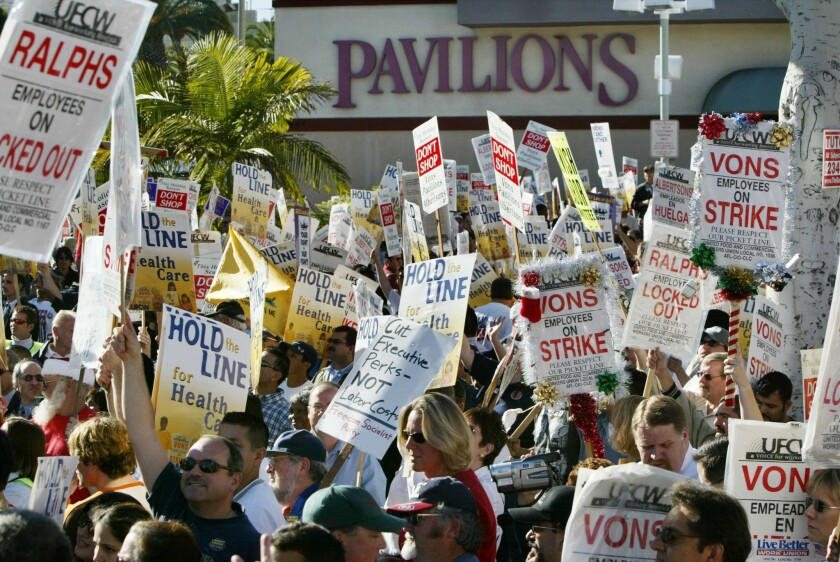 Grocery strike of 2003-2004