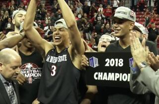 Aztecs advance to NCAA Tournament