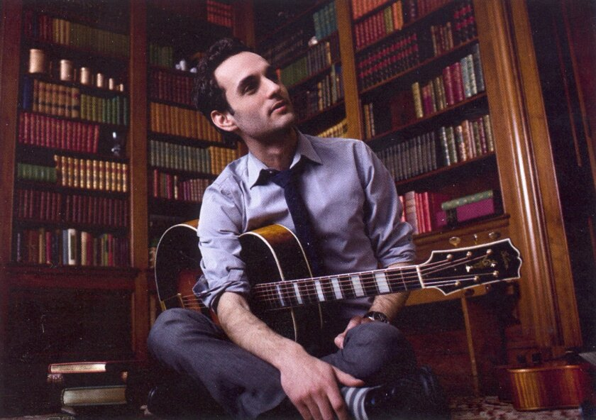 Julian Lage. Ingrid Hertfelder photo