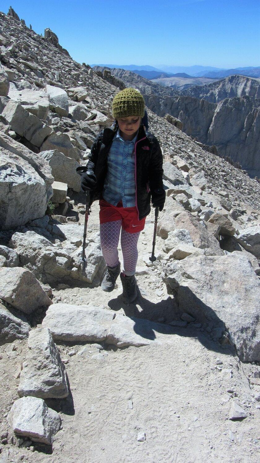 """""""Now I feel like I can climb any mountain!"""" — Jenna Jaffe, 10"""