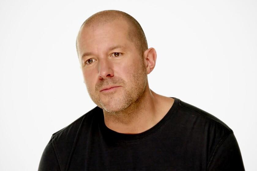 A new book examines the influence of design guru Jony Ive at Apple.