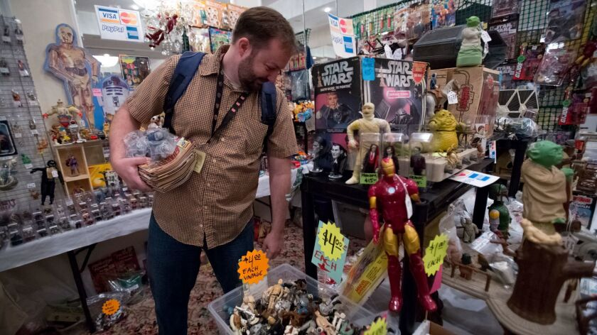 San Diego Comic Fest 2017 descends this weekend at the Four Points by Sheraton on Aero Drive.