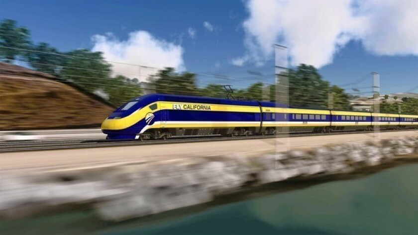 Bullet train authority steps up hiring to fill long-vacant posts