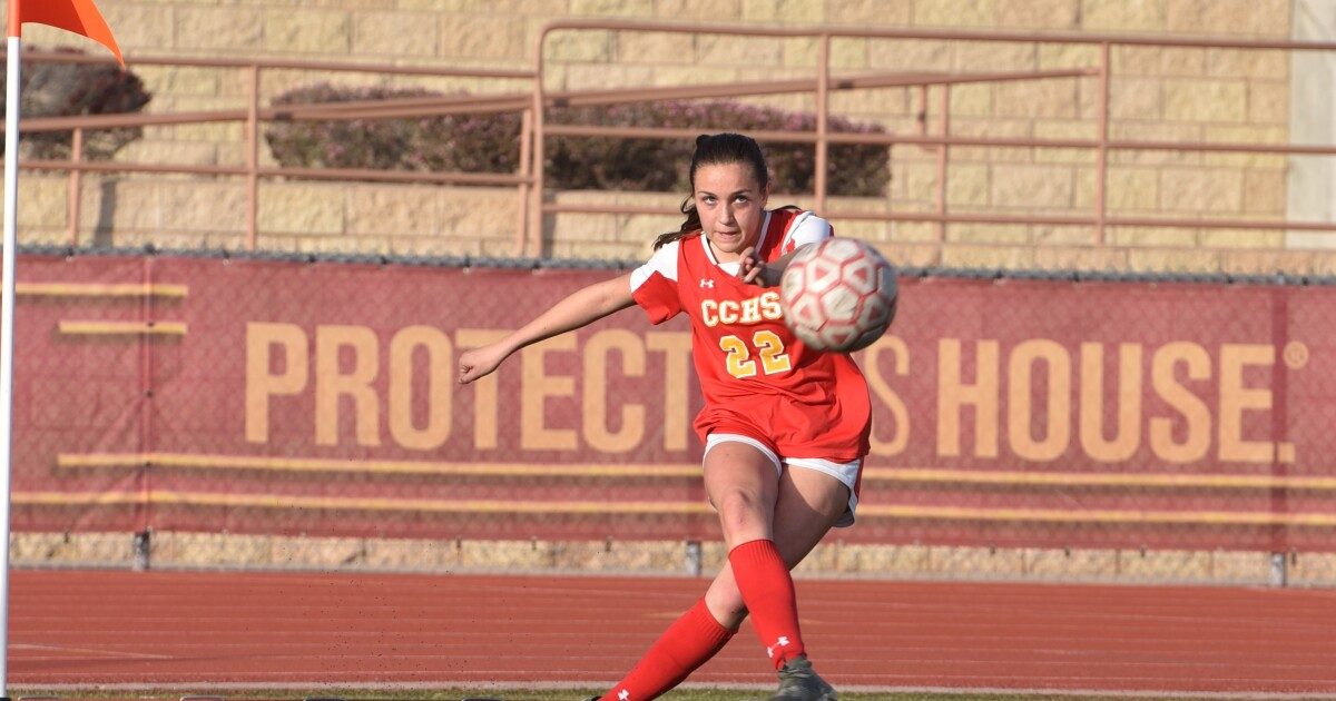 Cathedral Catholic happy to have two-sport star Aragon healthy