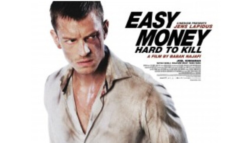 """The poster image for """"Easy Money: Hard to Kill."""""""