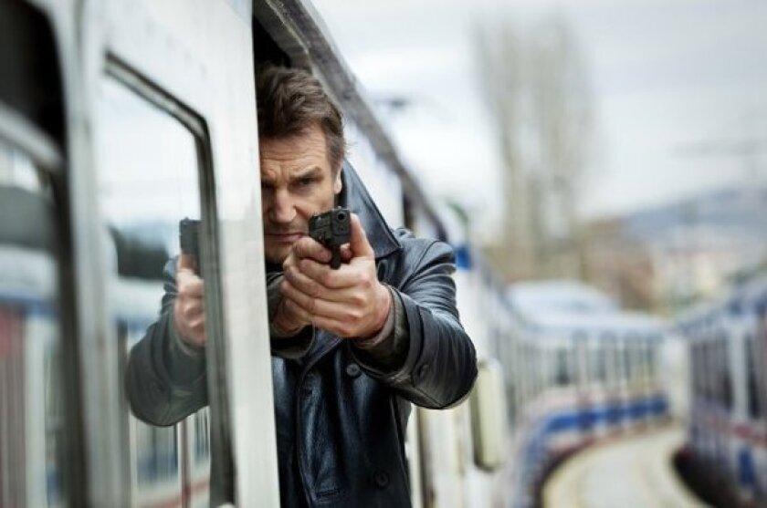 """Liam Neeson in """"Taken 2"""""""