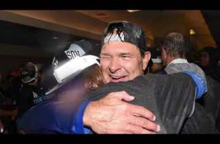 Bill Plaschke's Wakeup Call: More Champagne in the Dodgers' future?
