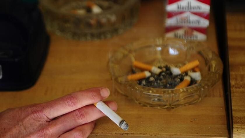 Si no puedes dejar de fumar, cuilpa a tus adn