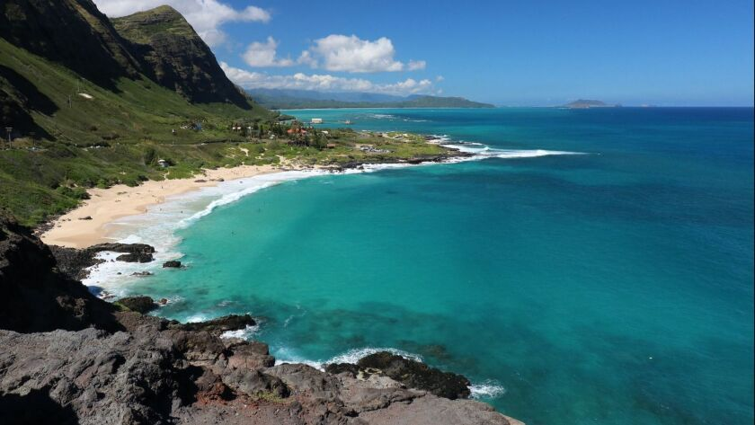 The drive around the island of Oahu provides panoramic views of the gorgeous mountains and ocean. Do