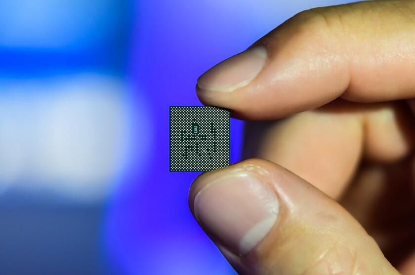 Qualcomm 765 chipset