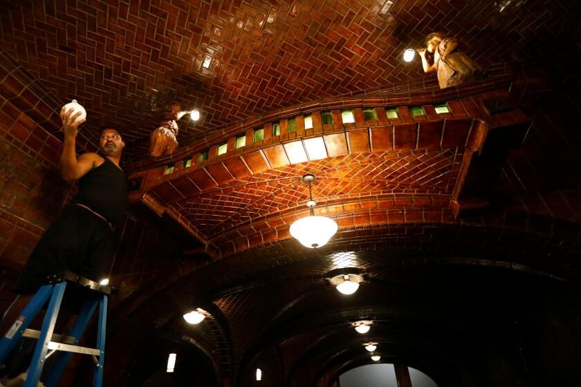 Tony Anthony at the historic Dutch Chocolate Shop