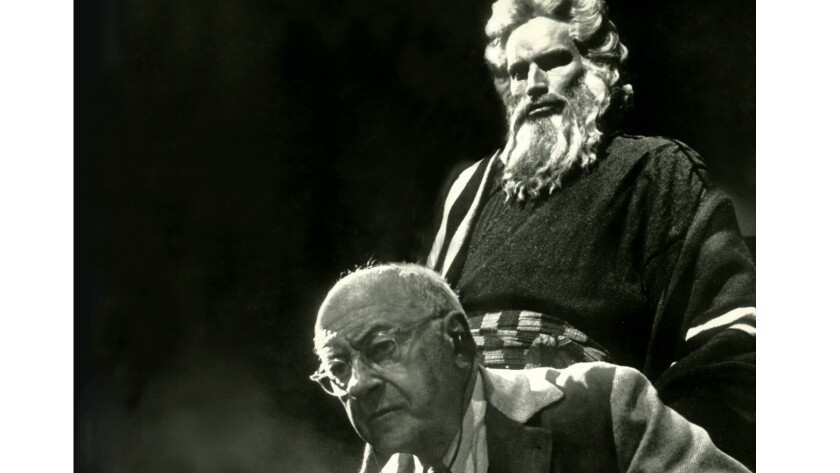 Classic Hollywood - Cecil B. DeMille