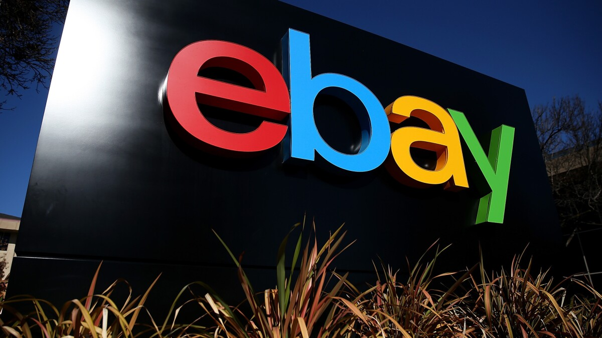 Ebay Ceo Devin Wenig Steps Down Los Angeles Times