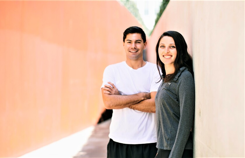 Vizer's Dylan Barbour and Samantha Pantazopoulos.jpg