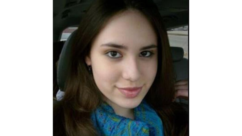 Brittany Killgore, 22, of Fallbrook was strangled and her body was dumped in a ravine in 2012.