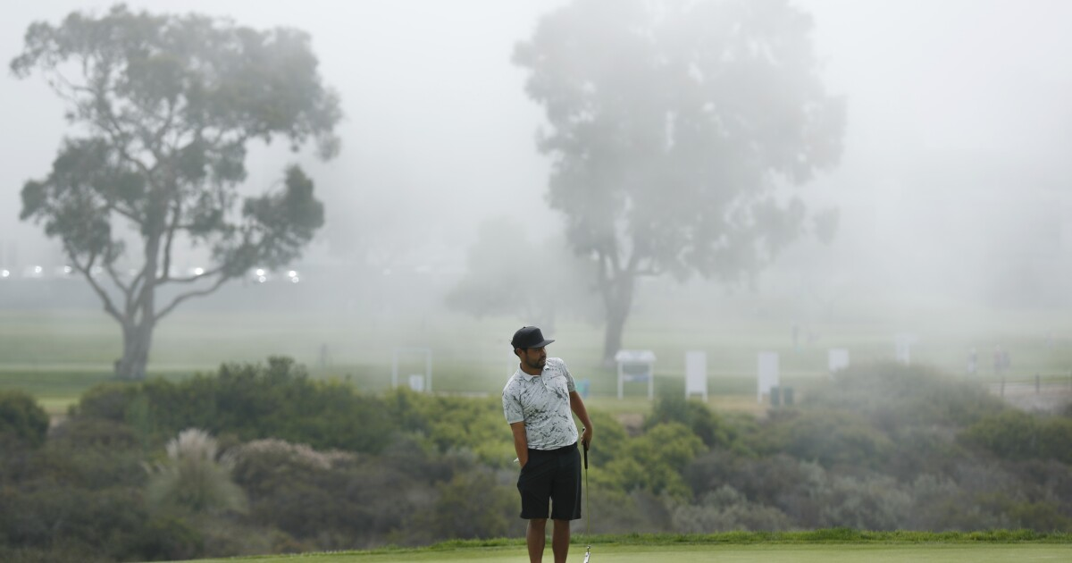 U.S. Open notebook: Patchy fog in forecast at Torrey Pines